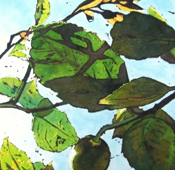 "zatista.com susan beauchemin ""Lemon Tree"" $120"