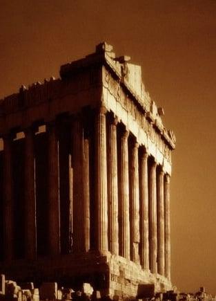 "gettyimages.com ""Parthenon Facade, Acropolis, Athens, Greece"" by Harald Sund"