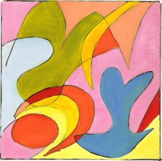 "zatista.com ""Abstract 2"" by Bobbi Heath"
