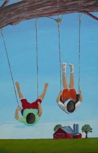 "zatista.com ""Just a Swingin' "" by Tony Dunphy"