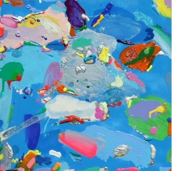 """zatista.com Kristina Zallinger """"Blue Danube"""""""