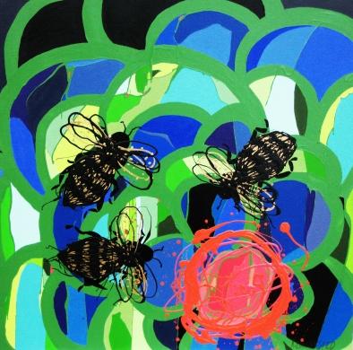 Trinity by Karin Lowney-Seed on Zatista.com