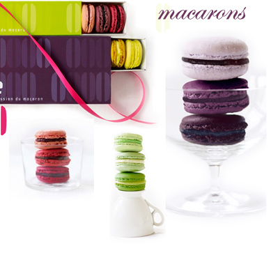Paulette's Macarons