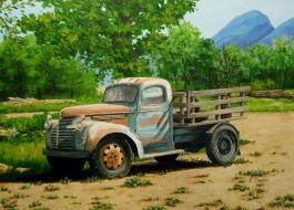 Rustic Art – Get The Look