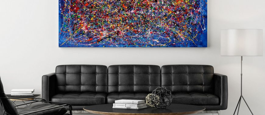 5 Tips for Buying Large Art