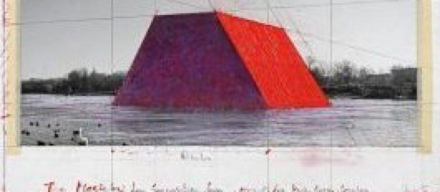 June 18: Christo's Mastaba, London